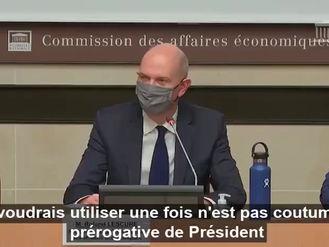 Audition du Secrétaire d'État, chargé des Français de l'étranger