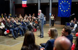 Conférence au Collège d'Europe