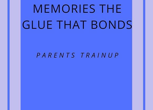 Memories, the Glue That Binds - ebook
