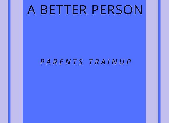 A Better Person - ebook