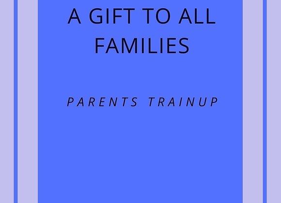 A Gift To All Families - ebook
