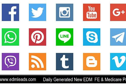 25 FE Digital Leads