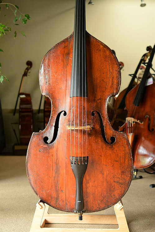 German 5-String, ca. 1900