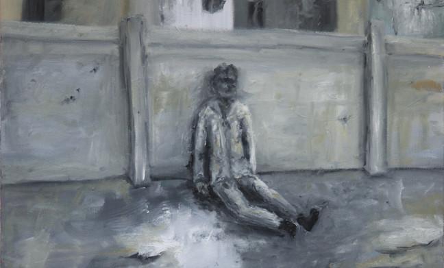 Dead Man Sitting