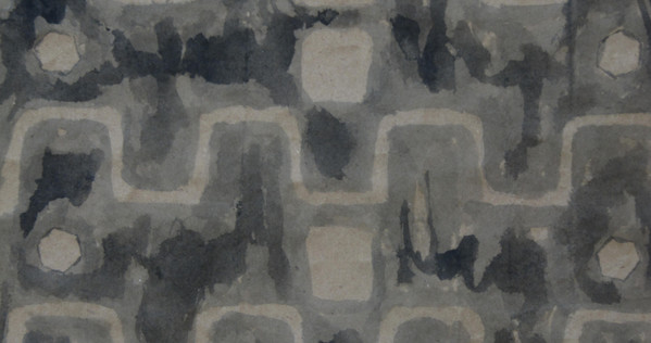 Merkava, Acrilic onwrapping paper