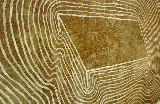 North South 1996  (detail)