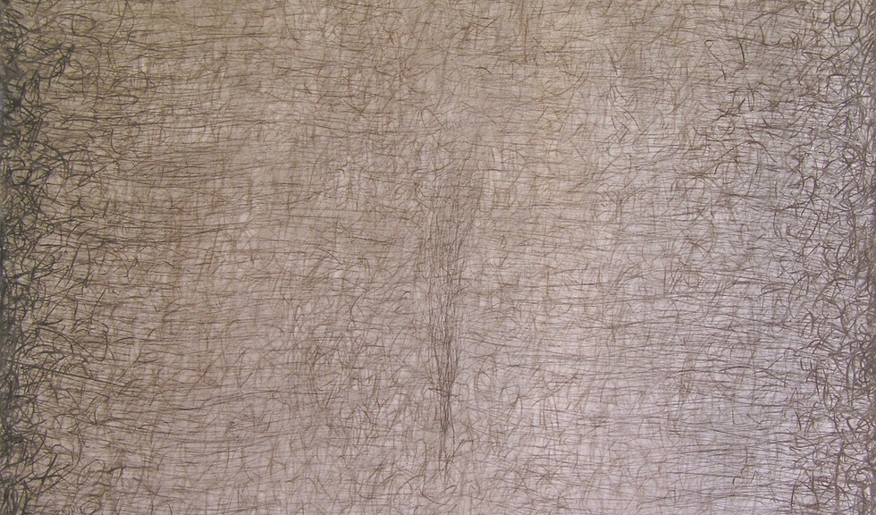 Creation,pencil on paper 100/70 cm, 1995