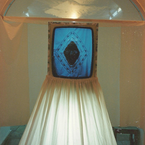 Rooms, A video installation, 1995