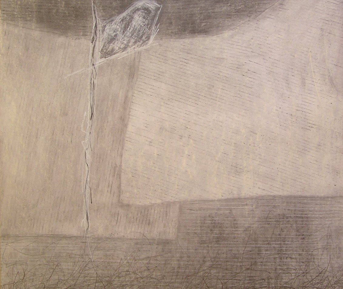 Creation, pencil on paper 100/70 cm, 1995