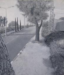 Walker memories, oil on canvas, 52/60 cm, 2014