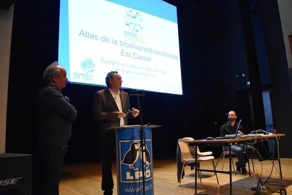 9ème journée du Réseau Faune Auvergne à Saint-Flour