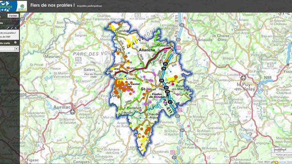 Découvrez les nouvelles fonctionnalités du site atlas-biodiversite-sytec15.com