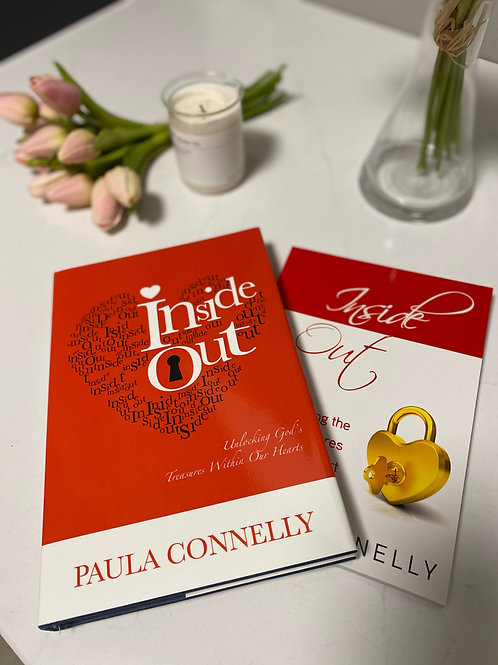 Inside Out - Book (Hard Cover)