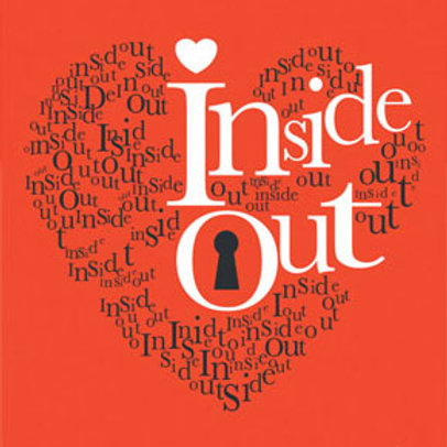 Inside Out - Book (Soft Cover)
