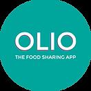 OLIO-TheFoodSharingApp-GreenBG_Circle.pn