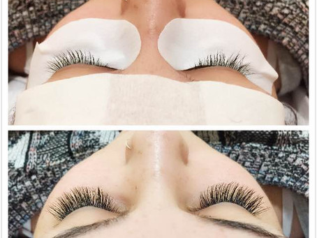 EVERYTHING YOU'VE WANTED TO KNOW ABOUT EYELASH EXTENSIONS