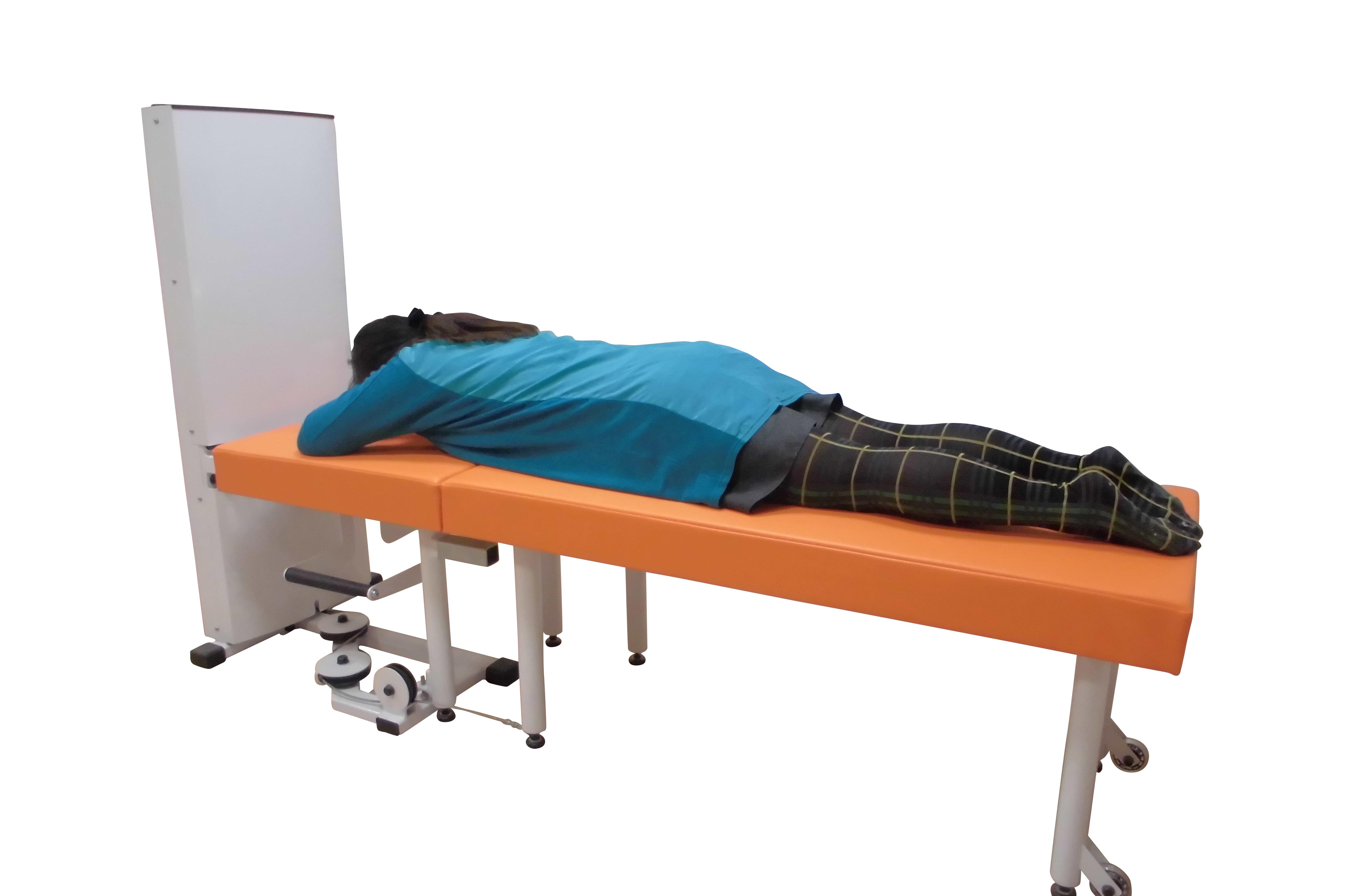 診療ベッドとして使用の場合