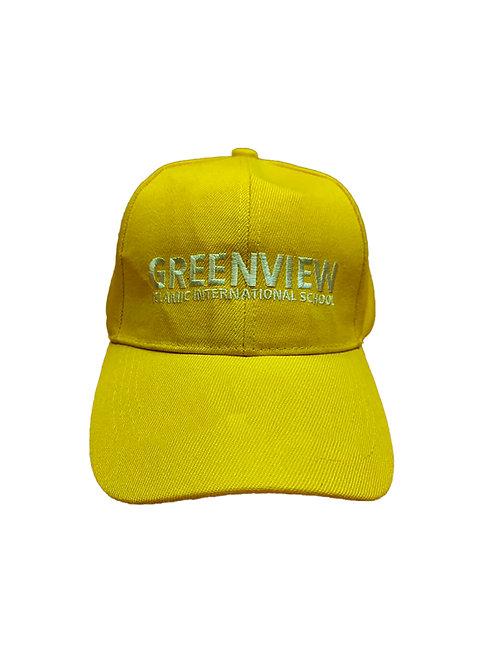 Yellow House Cap