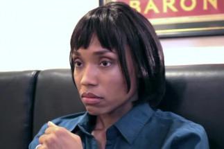 "Tia Dionne Hodge as ""D. D. Baldwin"""