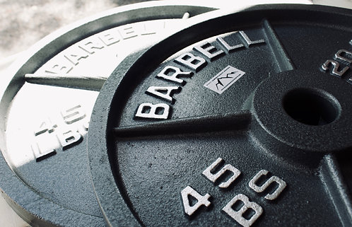 [VALUE PACK] 5-45LB Olympic Weight Set