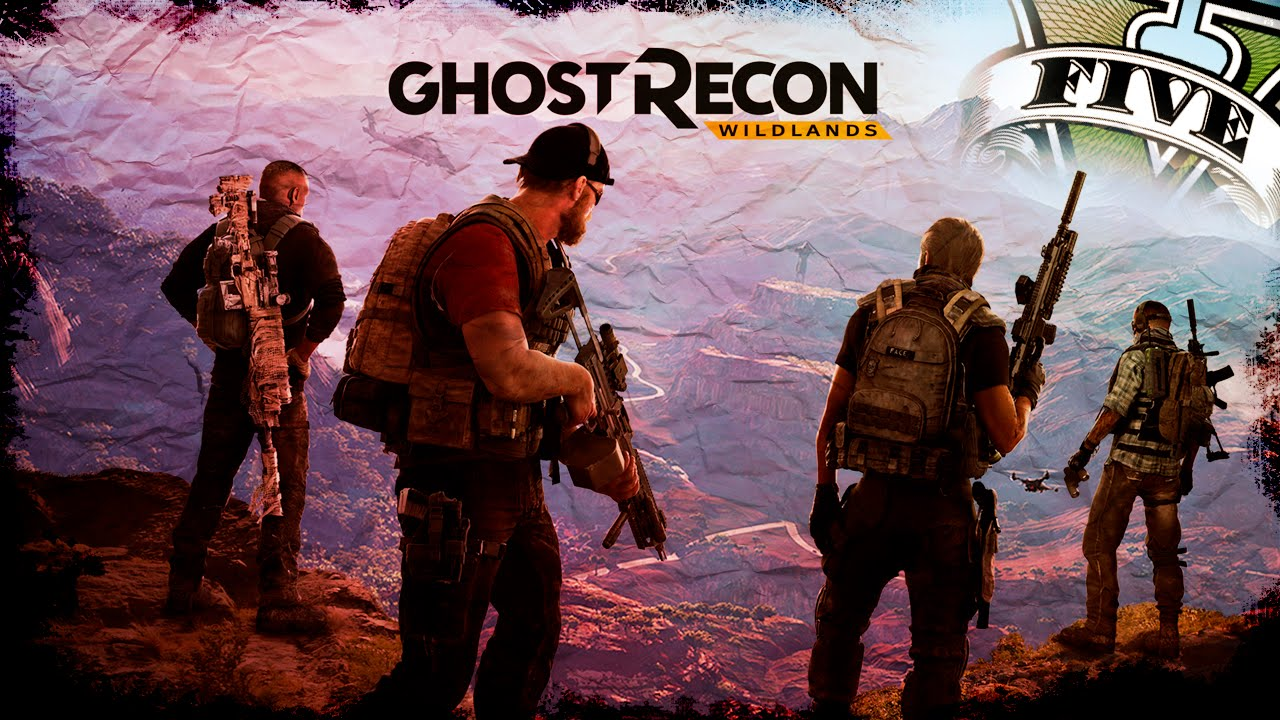 Ghost Recon Wildlands VS GTA V Online