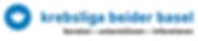 Logo Krebsliga farbig weisser Hintergrun
