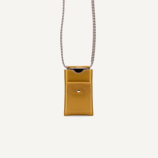 1801832 - Sticky Sis Club - Phone pouch - honey gold - front.jpg