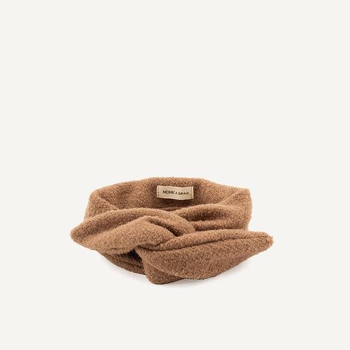 Headband • wool • cacao
