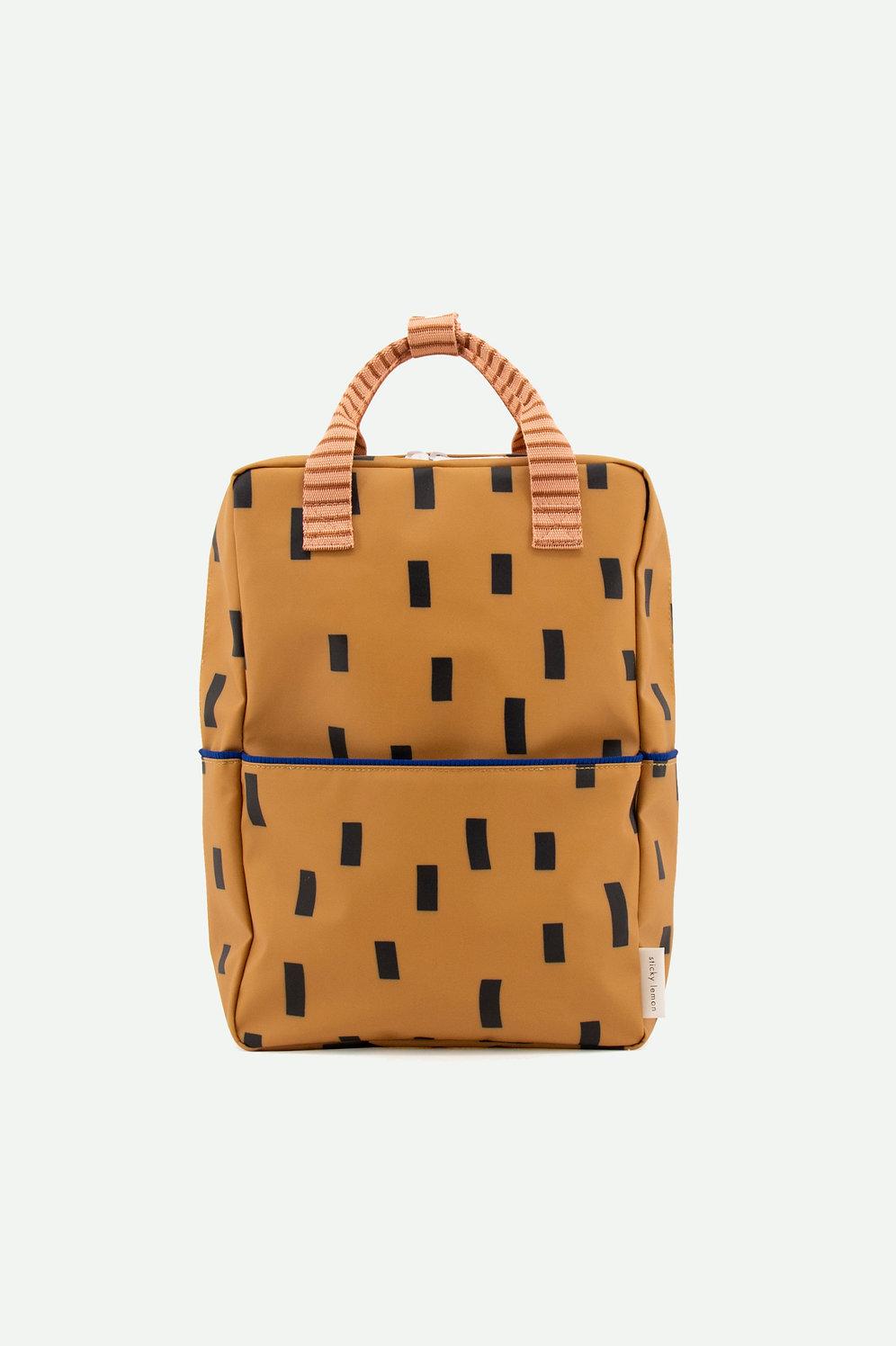 large backpack sprinkles | special edition | panache gold + lemonade pink