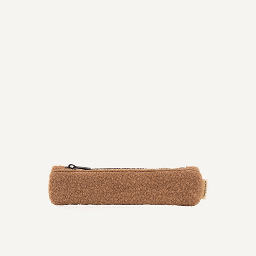 Pencilcase • wool • cacao