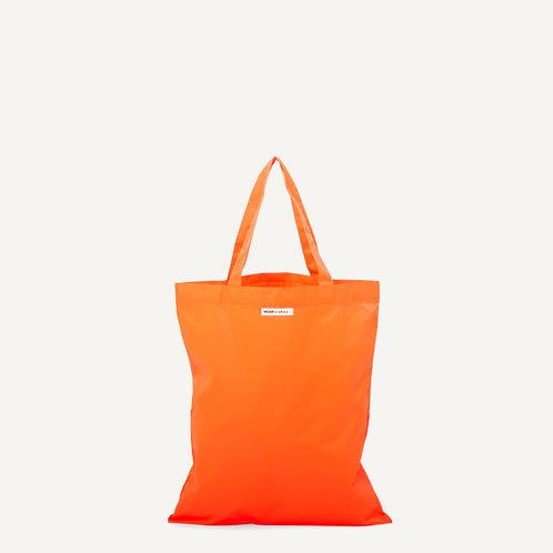Anna shopper • nylon • neon orange