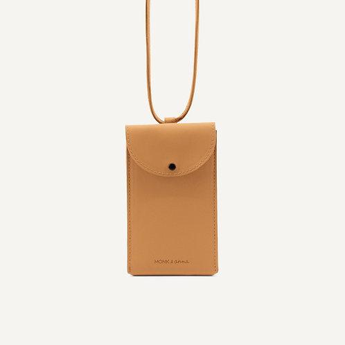 Phone pouch • cashew