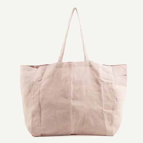 Kyodaina big shopper • soft pink