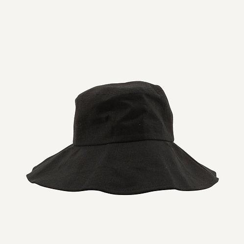 Summer hat • black