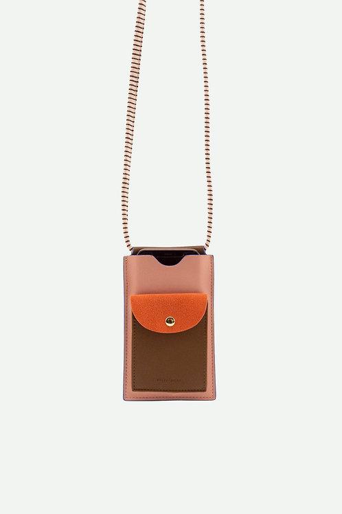 phone pouch | xl | coloré | olive green