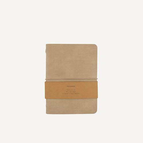 Notebook M • sea shell