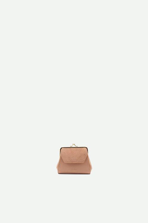 wallet | ton sur ton | dawn pink