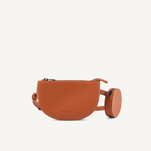 Toho belt bag • burnt orange