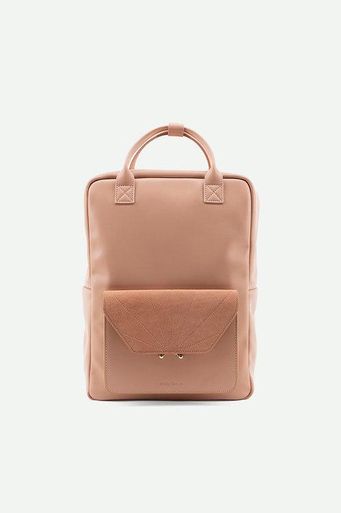 backpack   ton sur ton   dawn pink