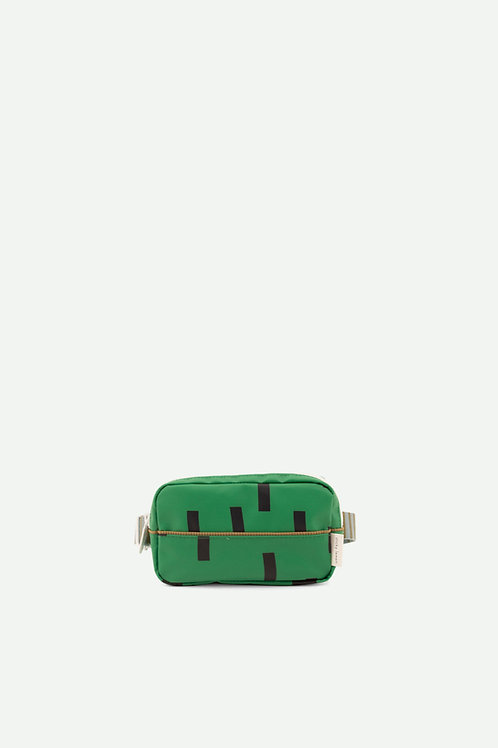 fanny pack sprinkles | special edition | apple green + steel blue + brassy green