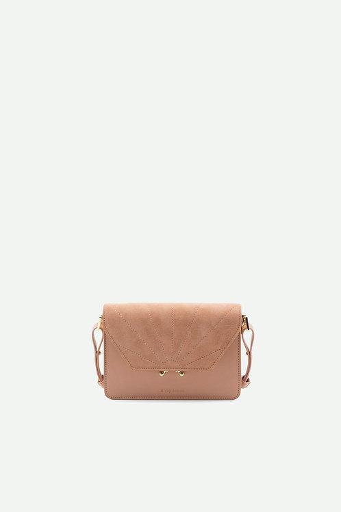 shoulder bag | ton sur ton | dawn pink