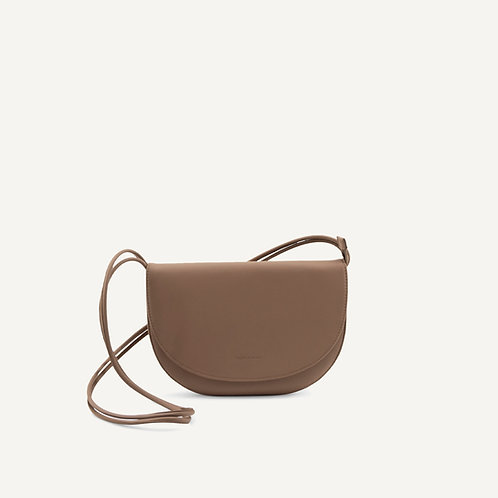 Soma half moon bag • cacao