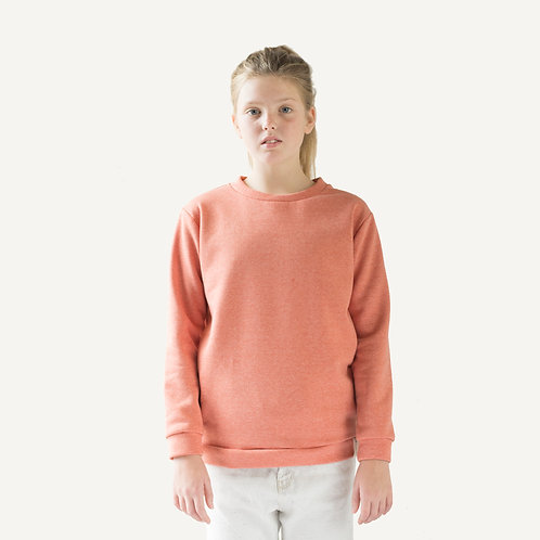 Together sweater • Coral