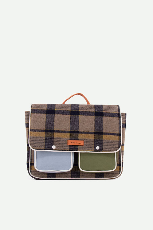 school bag wanderer | sandy beige