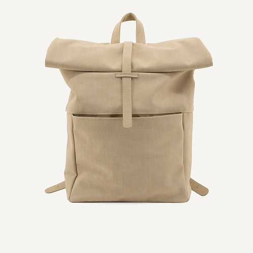 Herb backpack • sea shell