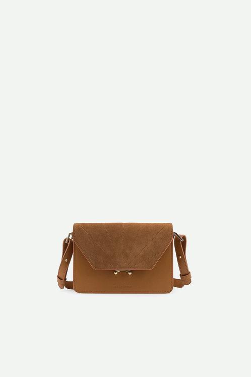 shoulder bag | ton sur ton | cider brown