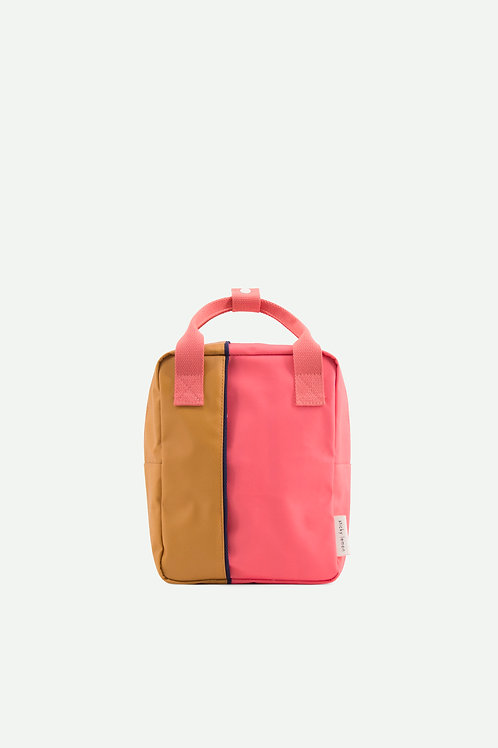small backpack vertical | watermelon pink