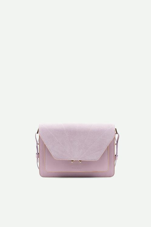 satchel | ton sur ton | hazy lilac