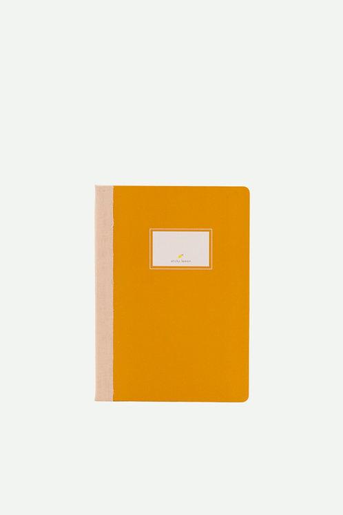 notebook | linen