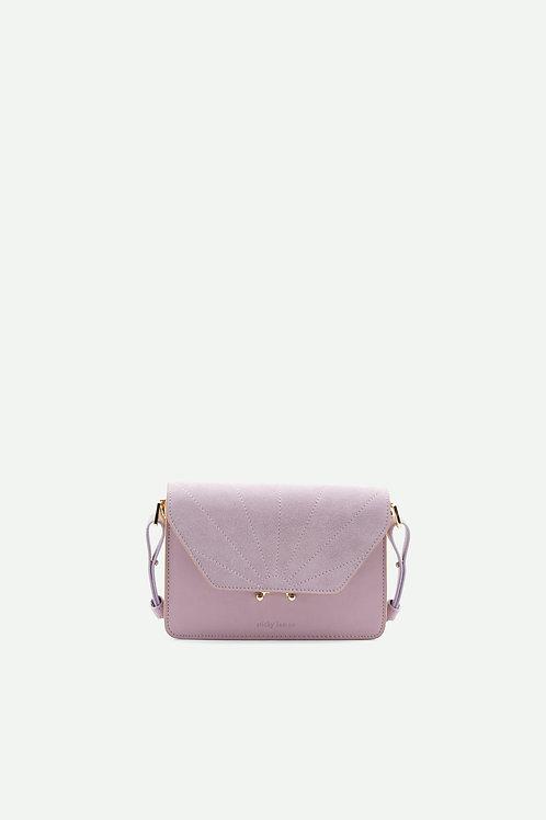 shoulder bag | ton sur ton | hazy lilac